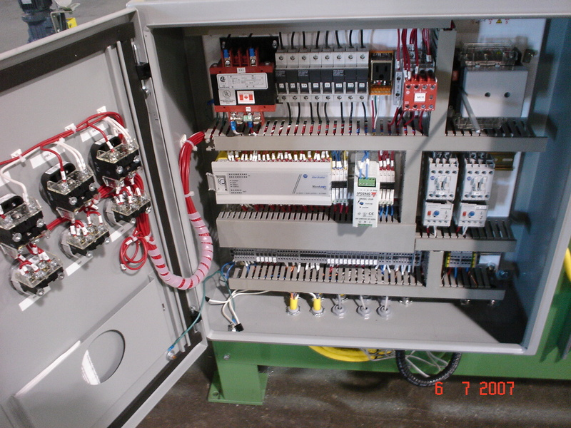 Electrical Controls | Barlow Manufacturing